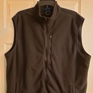 EMS fleece vest